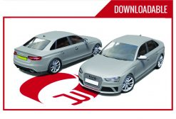 Audi RS4 Downloadable