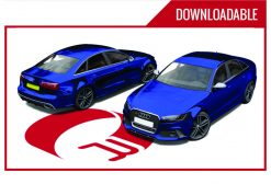 Audi RS6 Downloadable Thumbnail
