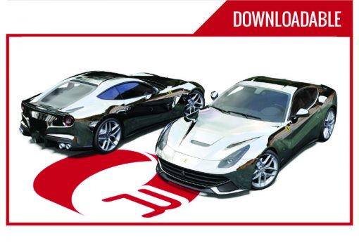 Ferrari F12 Downloadable