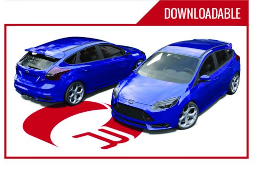 Ford Focus ST Downloadable
