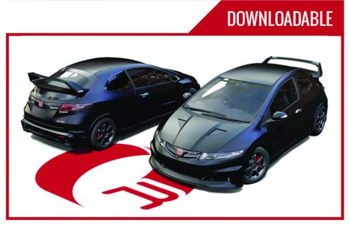 Honda Civic Type R Downloadable