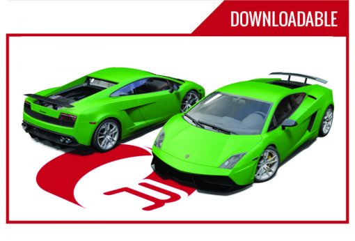 Lamborghini Gallardo Downloadable