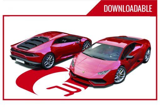 Lamborghini Huracan Downloadable