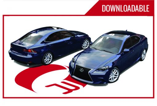 Lexus IS350 Downloadable