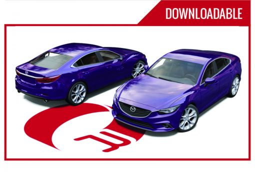 Mazda 6 Downloadable