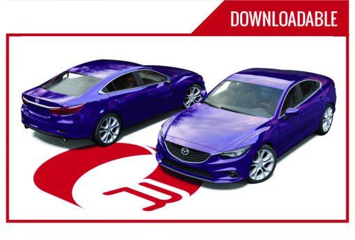Mazda 6 Downloadable