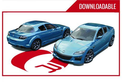 Mazda RX-8 Downloadable