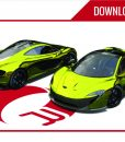 McLaren P1 Downloadable
