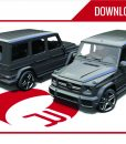 Mercedes G65 Downloadable