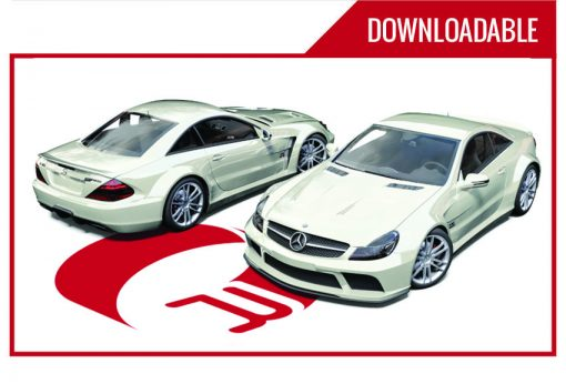 Mercedes SL65 Downloadable