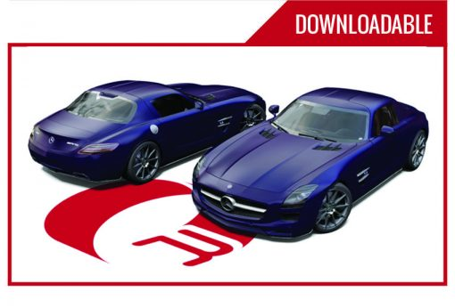 Mercedes SLS Downloadable