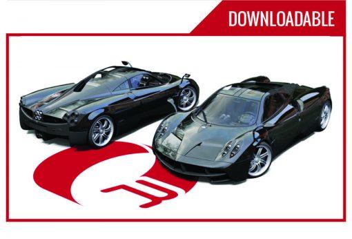 Pagani Huayra Downloadable