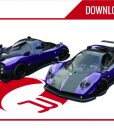 Pagani Zonda Downloadable