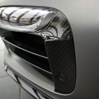 Porsche 911 Carbon Intake