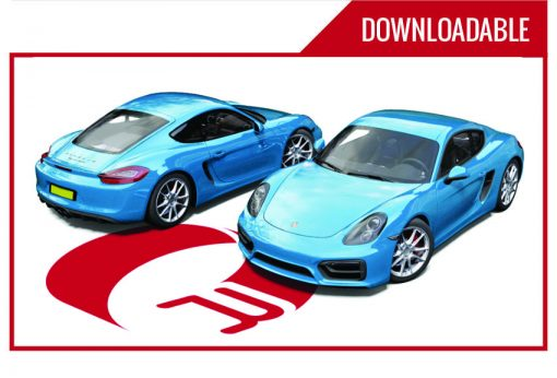 Porsche Cayman Downloadable