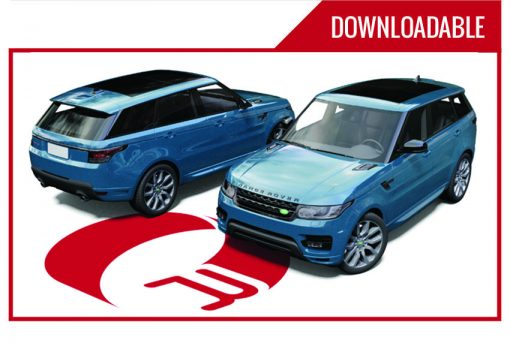 Range Rover Sport Downloadable