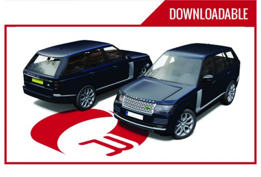 Range Rover Vogue Downloadable