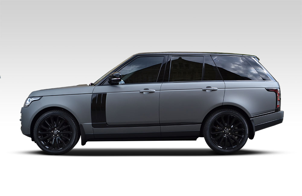 After-Range Rover Vogue Wrap