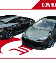 Renault Megane Downloadable Product