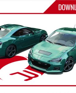 Subaru BRZ Downloadable