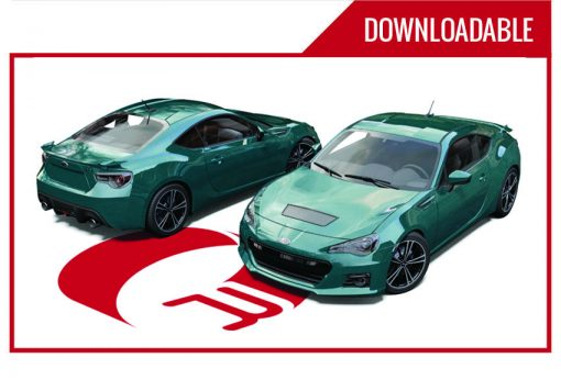 Subaru BRZ Downloadable