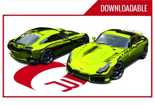TVR Sagaris Downloadable
