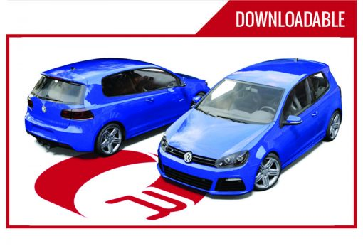 Volkswagen Golf R Downloadable