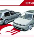 VW Golf R32 Downloadable