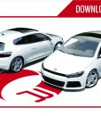 Volkswagen Scirocco R Downloadable