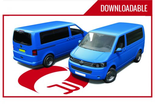 Volkswagen T5 Downloadable