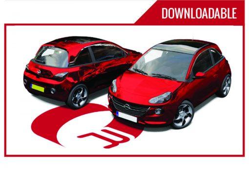 Vauxhall Adam Downloadable