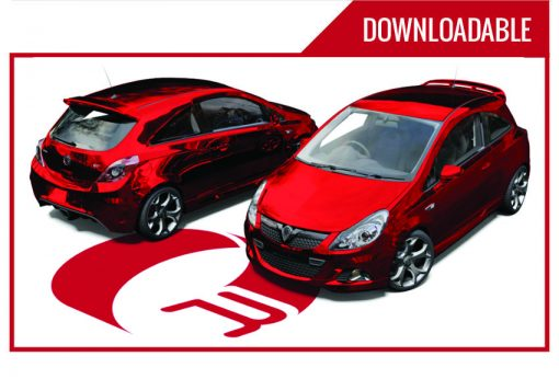 Vauxhall Corsa Downloadable