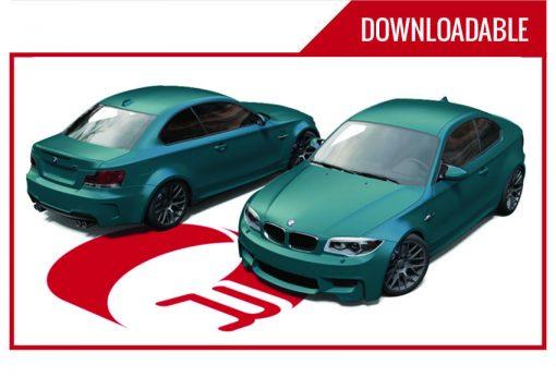 BMW 1M Downloadable