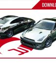 Nissan GTR Downloadable