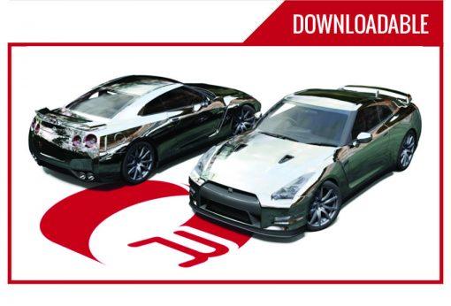 Nissan GTR Downloadable