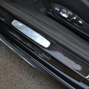 Porsche 911 Turbo S Door Shut