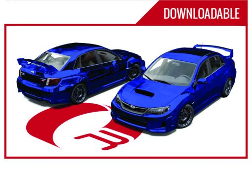 Subaru Impreza WRX Downloadable