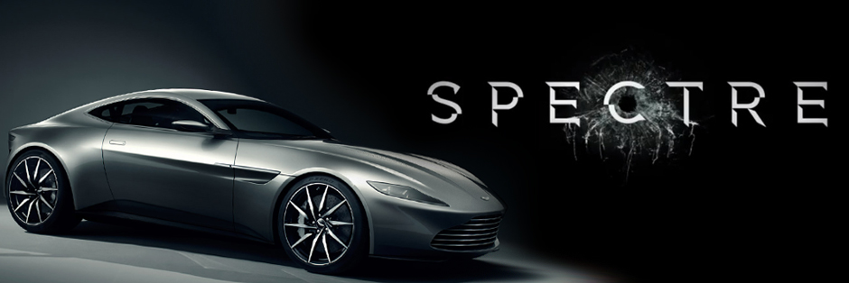 Aston Martin James Bond Spectre