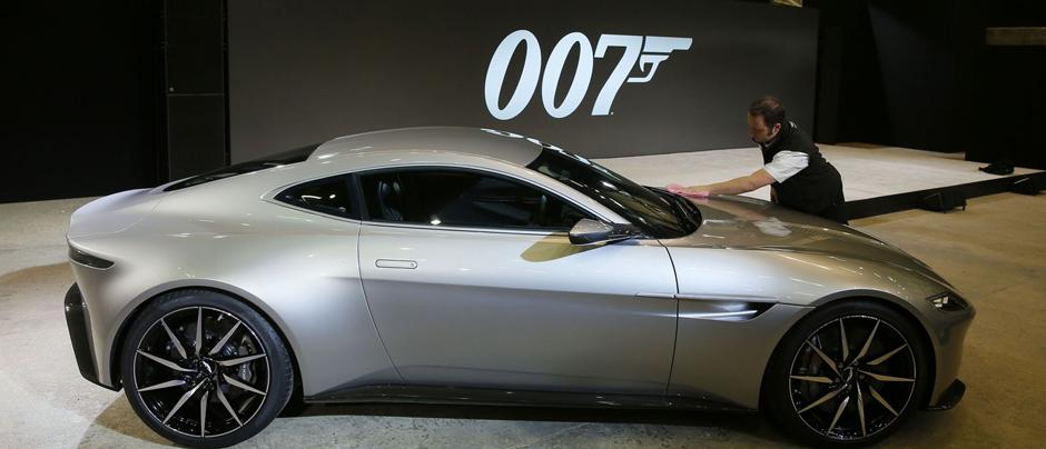 Aston Martin James Bond Spectre