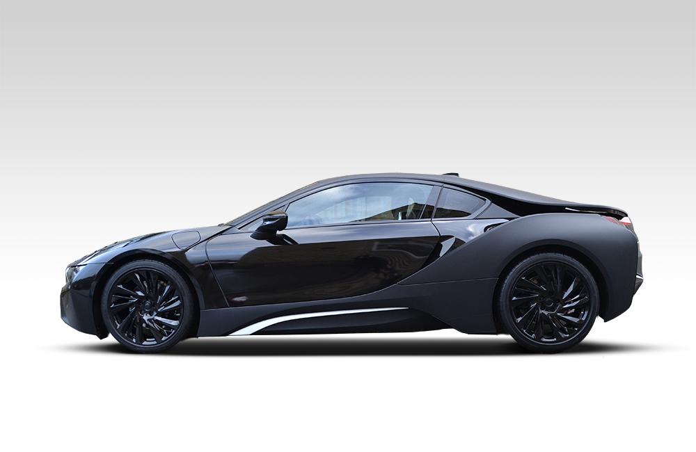 Car Wrap Uk Matte Black