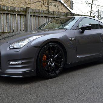 Nissan GT R Graphics Carbon