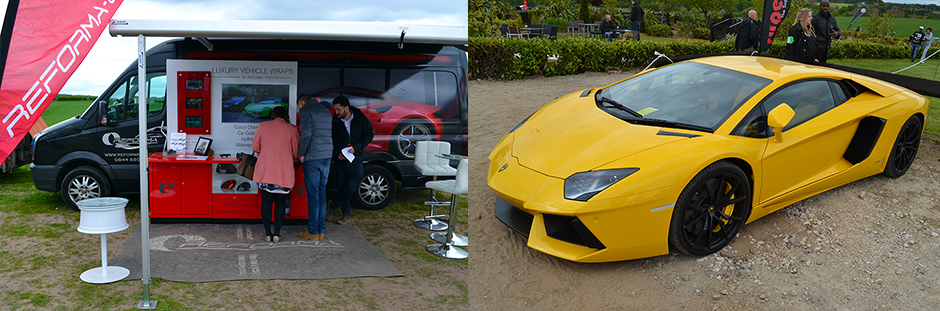Luxury Motor Show Lamborghini Huracan