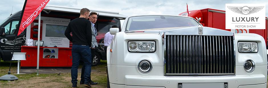 Luxury Motor Show Nottingham Reforma
