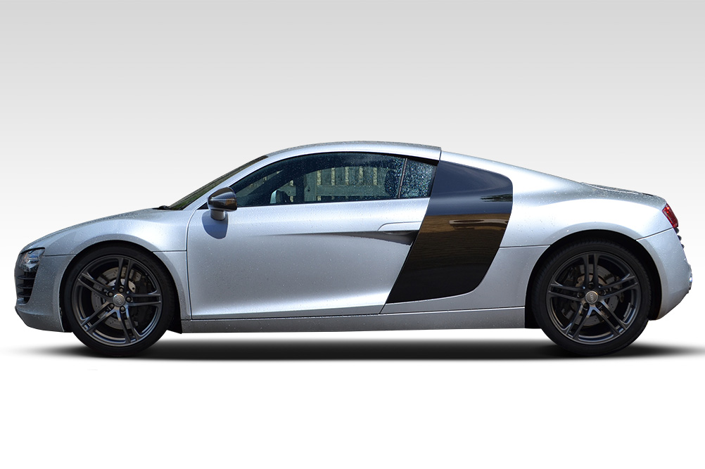 After-Audi R8 Carbon Features