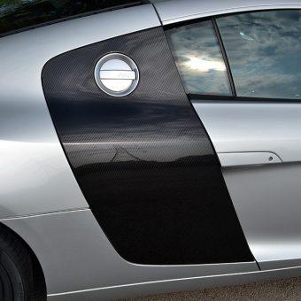Audi R8 Carbon Trim