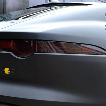 Jaguar F-Type Light Tints