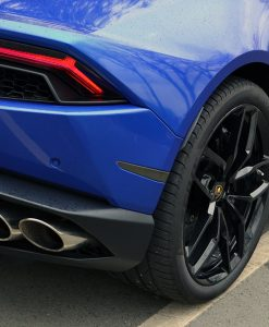 Lamborghini Huracan 3M Cosmic Blue Light Tints
