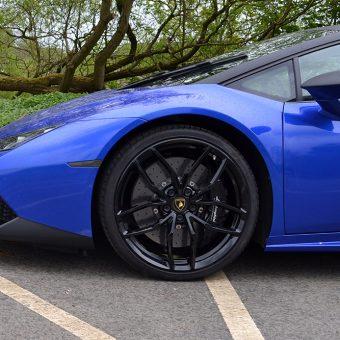 Lamborghini Huracan Alloy Wheel