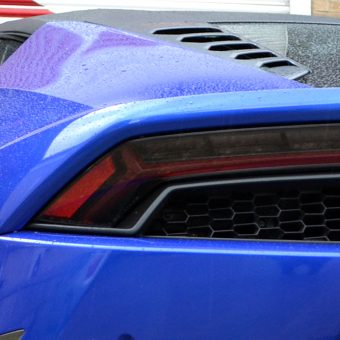 Lamborghini Huracan Tinted Lights