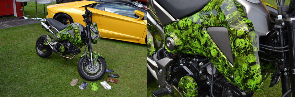 Great Yorkshire Show Honda MSX